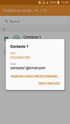 Samsung Galaxy J3 (2016) DualSim (J320) - Mensajería - Escribir y enviar un mensaje multimedia - Paso 8