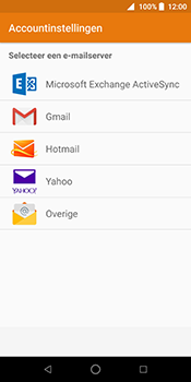 ZTE Blade V9 - E-mail - Handmatig instellen (yahoo) - Stap 9