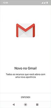 Motorola Moto G7 - Email - Como configurar seu celular para receber e enviar e-mails - Etapa 4