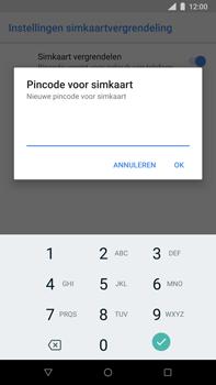 Nokia 8-sirocco-ta-1005 - Beveiliging en ouderlijk toezicht - Hoe wijzig ik mijn SIM PIN-code - Stap 8