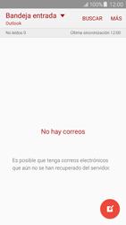 Samsung Galaxy J5 - E-mail - Configurar Outlook.com - Paso 3
