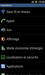 Samsung I9100 Galaxy S II - Réseau - utilisation à l'étranger - Étape 7