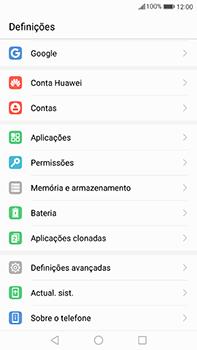Huawei Mate 9 - Segurança - Como ativar o código PIN do cartão de telemóvel -  3