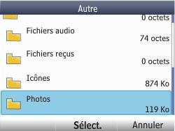 Nokia Asha 302 - E-mail - envoyer un e-mail - Étape 13