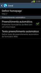 Samsung Galaxy S3 - Internet no telemóvel - Configurar ligação à internet -  25