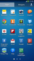 Samsung C105 Galaxy S IV Zoom LTE - E-mail - e-mail instellen: IMAP (aanbevolen) - Stap 3