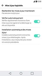 LG X Cam - Réseau - Installation de mises à jour - Étape 8
