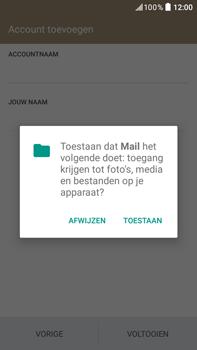 HTC HTC Desire 825 - E-mail - e-mail instellen: POP3 - Stap 17
