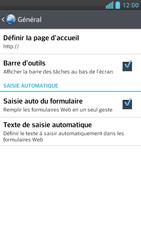 LG D505 Optimus F6 - Internet - Configuration manuelle - Étape 26