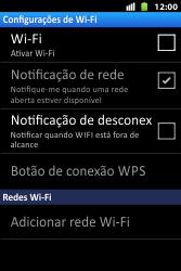 Huawei U8667 - Wi-Fi - Como configurar uma rede wi fi - Etapa 6