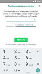 NOS Neva 80 - Aplicações - Como configurar o WhatsApp -  6