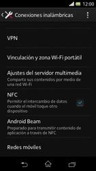 Sony Xperia L - Red - Seleccionar una red - Paso 5