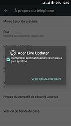 Acer Liquid Z6 Dual SIM - Réseau - Installation de mises à jour - Étape 7