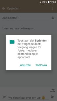 HTC HTC Desire 825 - MMS - afbeeldingen verzenden - Stap 13