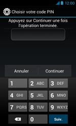 Bouygues Telecom Bs 402 - Sécuriser votre mobile - Activer le code de verrouillage - Étape 8