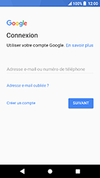 Sony Xperia X Compact - Android Oreo - E-mail - Configurer l