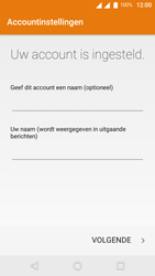 Wiko U-Feel Lite - E-mail - Handmatig instellen - Stap 24