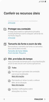 Samsung Galaxy S9 Plus - Primeiros passos - Como ativar seu aparelho - Etapa 22