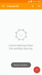 Alcatel Shine Lite - E-mail - Hoe te versturen - Stap 16