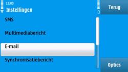 Nokia N97 - E-mail - e-mail instellen: POP3 - Stap 5