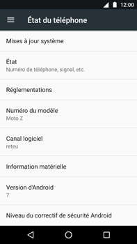 Motorola Moto Z Play - Appareil - Mise à jour logicielle - Étape 6