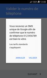 Samsung G389 Galaxy Xcover 3 VE - Applications - Créer un compte - Étape 9