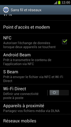 Samsung I9300 Galaxy S III - MMS - configuration manuelle - Étape 6