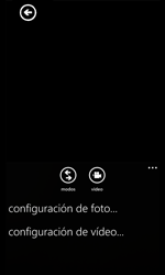 Nokia Lumia 520 - Funciones básicas - Uso de la camára - Paso 6