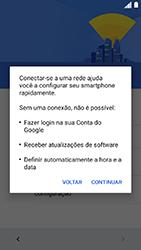 Motorola Moto C Plus - Primeiros passos - Como ativar seu aparelho - Etapa 8