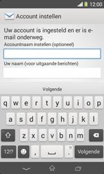 Sony Xperia E1 (D2005) - E-mail - Handmatig instellen - Stap 18