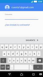 Sony Xperia M4 Aqua - E-mail - Configurar Gmail - Paso 11