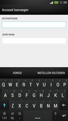 HTC One Mini - E-mail - Account instellen (IMAP met SMTP-verificatie) - Stap 19