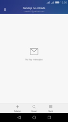 Huawei Huawei Y6 - E-mail - Configurar Yahoo! - Paso 4