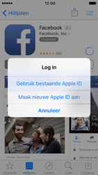 Apple iPhone 5 iOS 9 - Applicaties - Account aanmaken - Stap 8