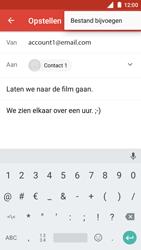 Nokia 5 - E-mail - Bericht met attachment versturen - Stap 10