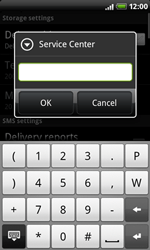 HTC A8181 Desire - SMS - Manual configuration - Step 7
