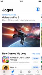 Apple iPhone 6 - iOS 12 - Aplicações - Como pesquisar e instalar aplicações -  5