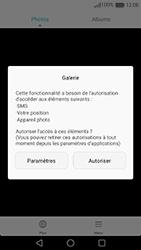 Huawei Nova - Photos, vidéos, musique - Envoyer une photo via Bluetooth - Étape 3