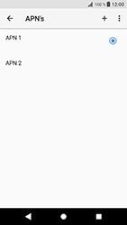 Sony Xperia XZ - Android Oreo - MMS - handmatig instellen - Stap 17