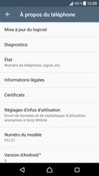 Sony Xperia X - Réseau - Installation de mises à jour - Étape 6