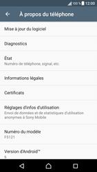 Sony Sony Xperia X (F5121) - Appareil - Mises à jour - Étape 6