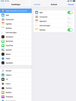 Apple ipad-mini-5-7-9-inch-2019-model-a2124 - E-mail - Handmatig Instellen - Stap 8