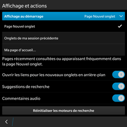 BlackBerry Passport - Internet - Configuration manuelle - Étape 17