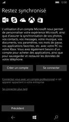 Microsoft Lumia 650 - Premiers pas - Créer un compte - Étape 12