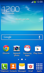 Samsung Galaxy Trend Plus S7580 - Mms - Configuration manuelle - Étape 1