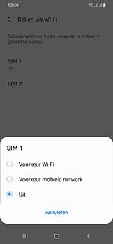 Samsung galaxy-a20e-dual-sim-sm-a202f - Bellen - WiFi Bellen (VoWiFi) - Stap 7