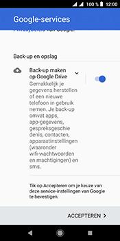 Sony xperia-l3-dual-sim-I4312 - Applicaties - Account aanmaken - Stap 19