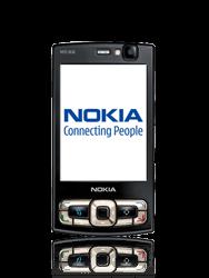 Nokia N95-8GB - Internet - Hoe te internetten - Stap 3
