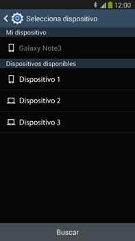 Samsung Galaxy Note 3 - Bluetooth - Transferir archivos a través de Bluetooth - Paso 11