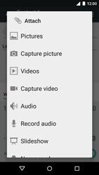 Motorola Moto G 3rd Gen. (2015) - MMS - Sending a picture message - Step 11